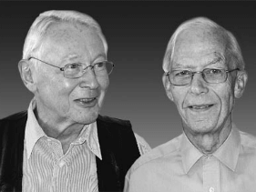 <h2>Jørgen Dahlerup en Gert Holbek</h2>